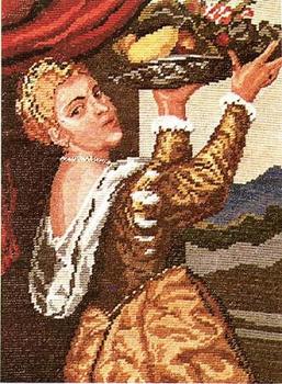 Tizian's Daughter Lavinia