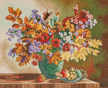 Bunch of Autumn Flowers