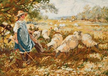 The Shepherds Beautiful Daughter
