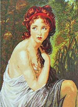 Julie - The Artists Daughter