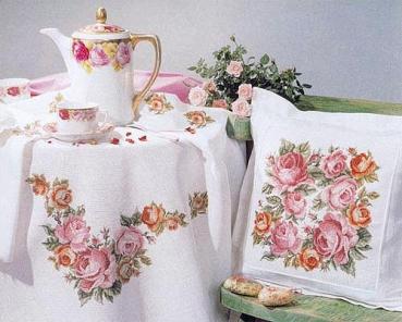 Ramona Tablecloth