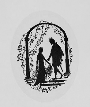 Couple in Arbor