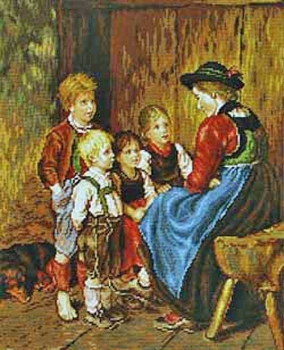 Scene with Children