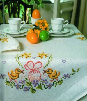 Tablecloth Chicken