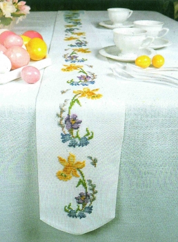 Table-ribbon Narzissen