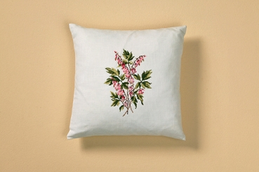 Cushion Cover Bleeding Heart