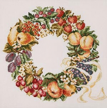 Wreath of Fruits