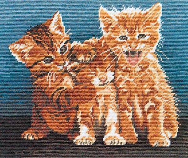 Trio of Cats