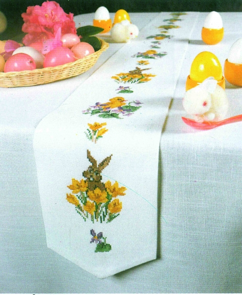 Table-ribbon Osterhäschen